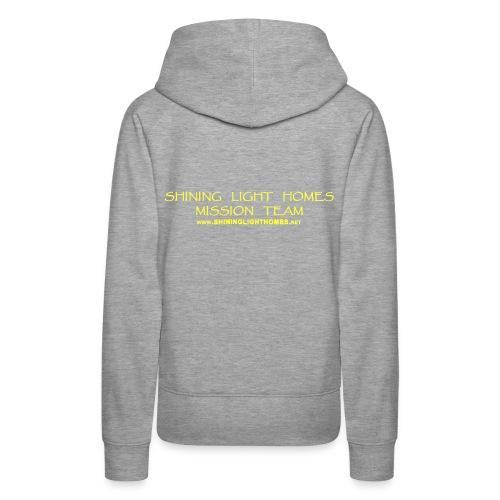 SLHmissionyellow2 - Women's Premium Hoodie