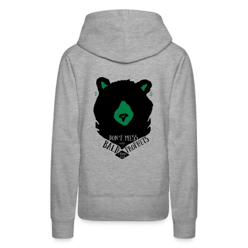 Elijah & The Bears - Women's Premium Hoodie