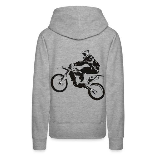 motocross - Women's Premium Hoodie