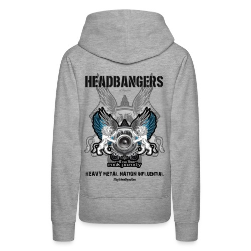 We, The HeadBangers - Women's Premium Hoodie