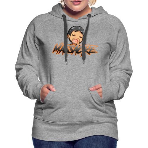 MASSX3 - Women's Premium Hoodie