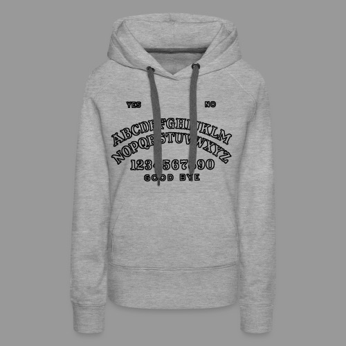 Talking Board - Women's Premium Hoodie