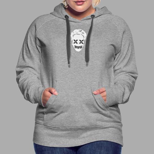 DJ Legend Officiel CrackHead - Women's Premium Hoodie