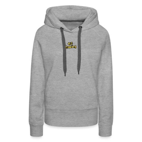 GS Gaming Logo - Women's Premium Hoodie