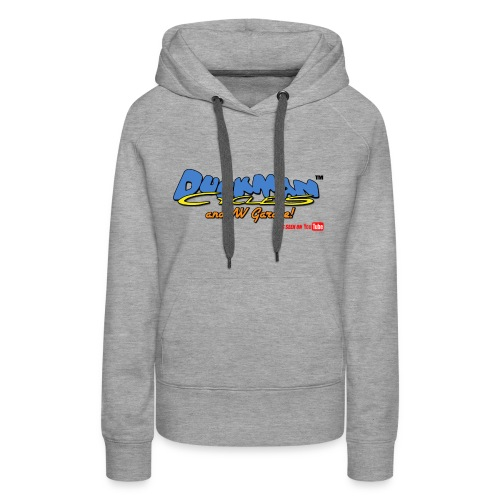 DuckmanCycles and VWGarage - Women's Premium Hoodie