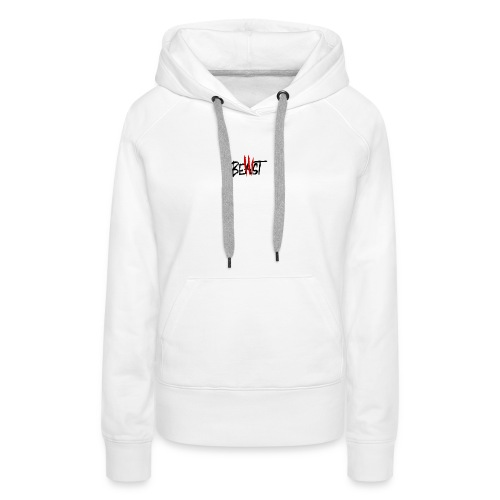 BEAST Shirt design - Women's Premium Hoodie