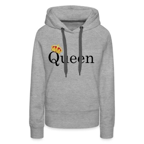 Queen | Yes you are - Women's Premium Hoodie