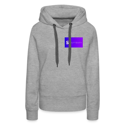 Logo for days - Women's Premium Hoodie