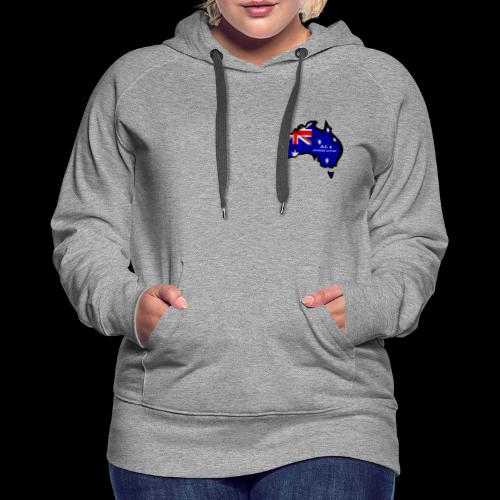 AUSSIE LIVIN - Women's Premium Hoodie