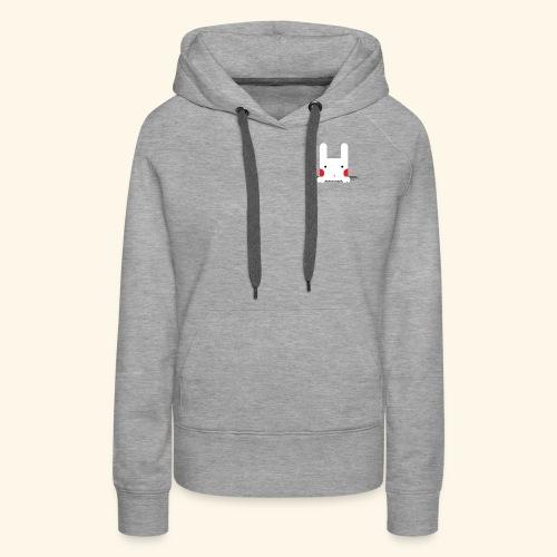 Pocket Bunny - Women's Premium Hoodie
