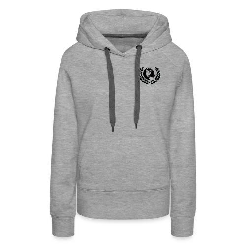world logo - Women's Premium Hoodie