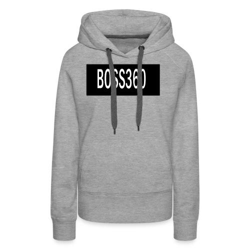 boss titre - Women's Premium Hoodie