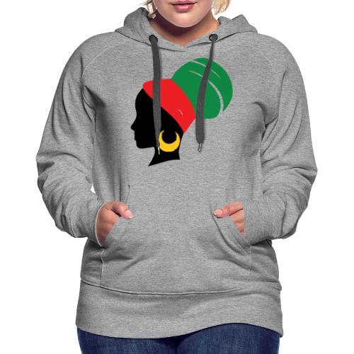 Original Kulture Queen - Women's Premium Hoodie