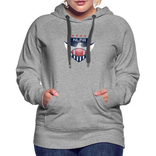NLFA Logo - Women's Premium Hoodie