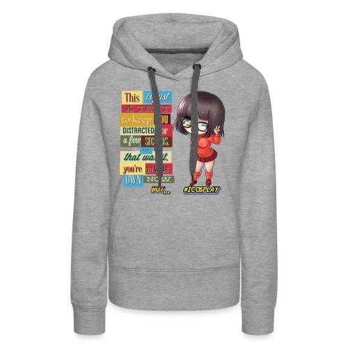I COSPLAY - Women's Premium Hoodie