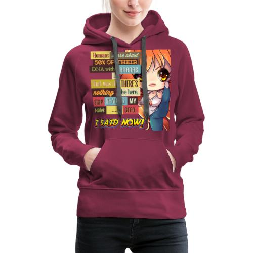 GTFOH!! - Women's Premium Hoodie