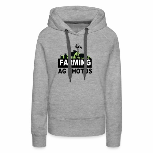Farming Ag Photos - Women's Premium Hoodie