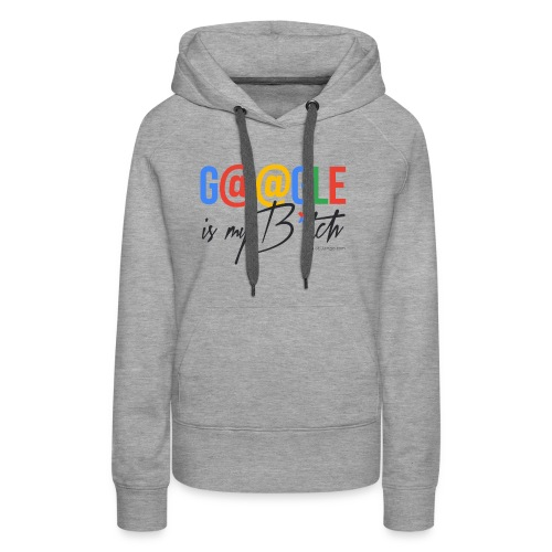 You are the Boss - Women's Premium Hoodie