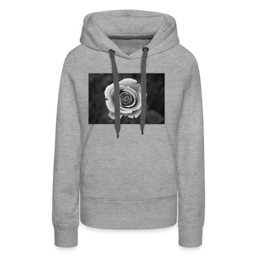 dark rose - Women's Premium Hoodie