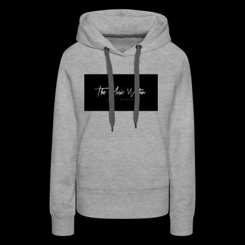 the music within mens hoodie - Women's Premium Hoodie
