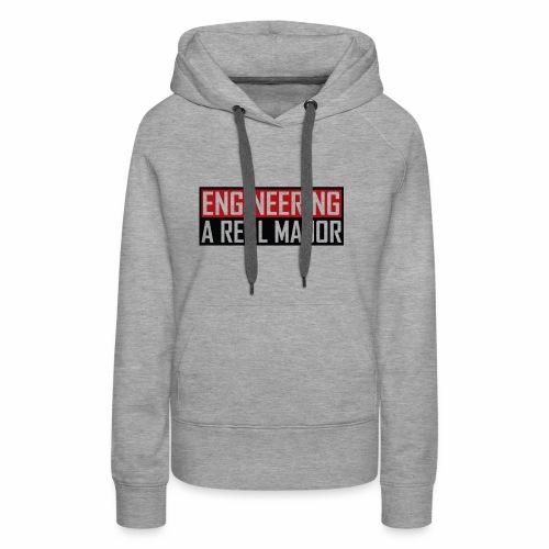 Engineering T-Shirts and Apparel - Women's Premium Hoodie