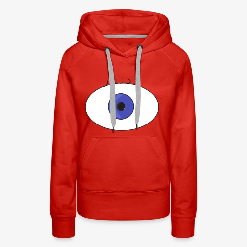 eye - Women's Premium Hoodie