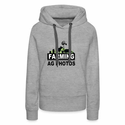 Farming Ag Photos - Women's Premium Hoodie