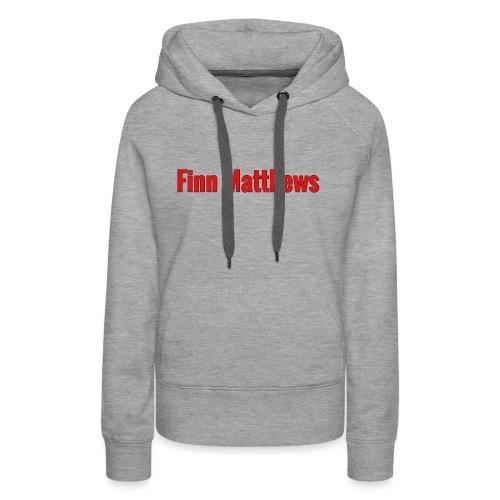 FM Logo - Women's Premium Hoodie