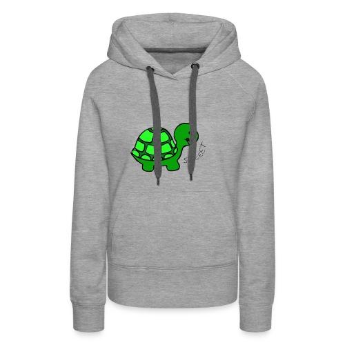 Turtle - Women's Premium Hoodie