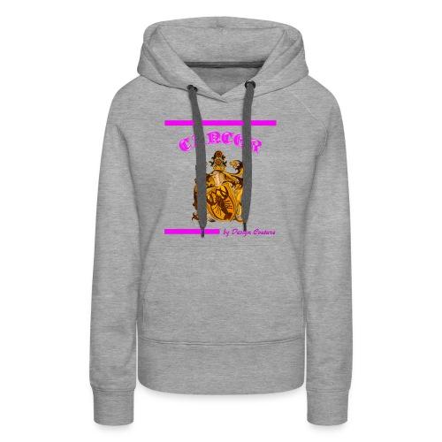 CANCER PINK - Women's Premium Hoodie