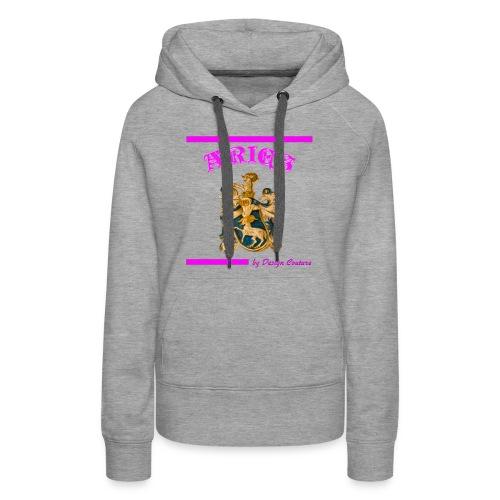 ARIES PINK - Women's Premium Hoodie
