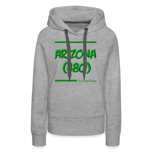 ARIZON 480 GREEN - Women's Premium Hoodie