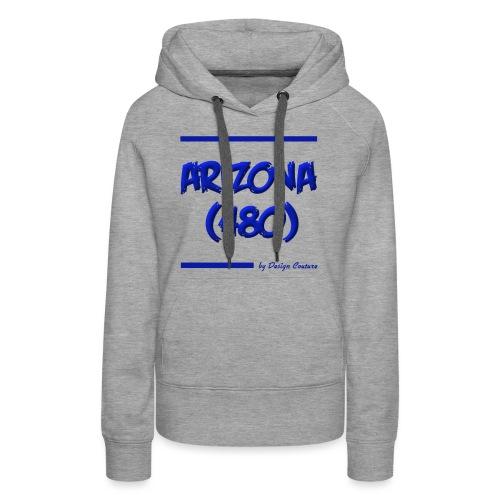ARIZON 480 BLUE - Women's Premium Hoodie