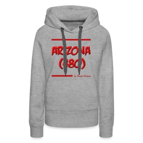 ARIZON 480 RED - Women's Premium Hoodie
