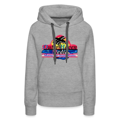 Outer Haven Media Color Shift Addition - Women's Premium Hoodie