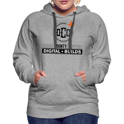 occ plus - Women's Premium Hoodie