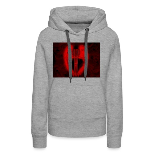 Angel Of Death - Women's Premium Hoodie