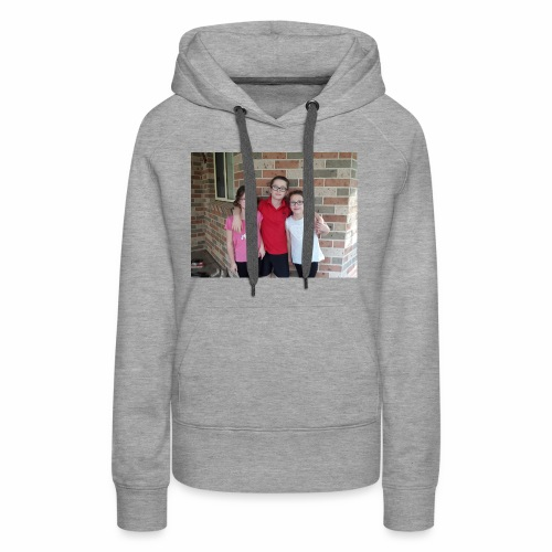 Fan merch - Women's Premium Hoodie