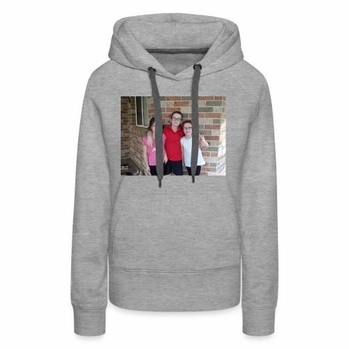 Fan merch - Women's Premium Hoodie