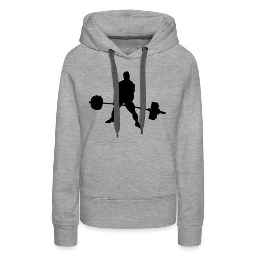 Powerlifting - Women's Premium Hoodie