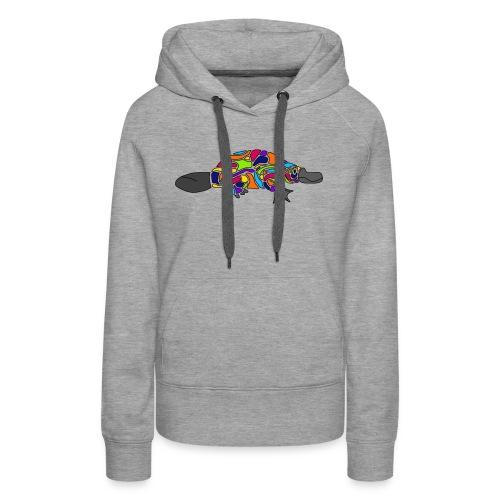 Platypus - Women's Premium Hoodie
