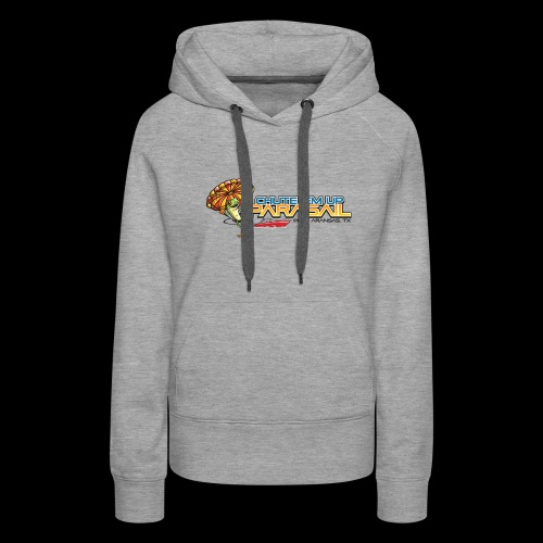 Chute 'Em Up Gear - Women's Premium Hoodie