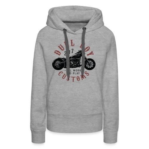 Dull Boy Customs 237 - Women's Premium Hoodie