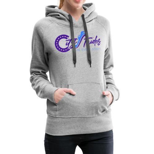 Full Logo - Women's Premium Hoodie