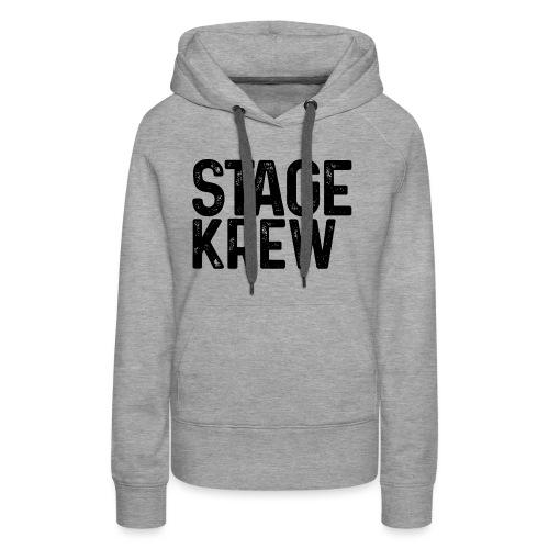 Stage Krew - Women's Premium Hoodie