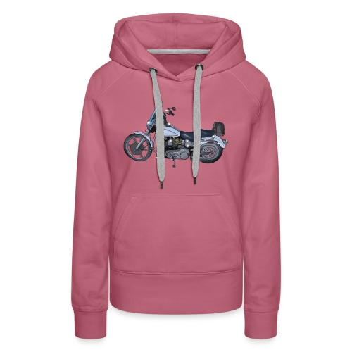 Motorcycle L - Women's Premium Hoodie