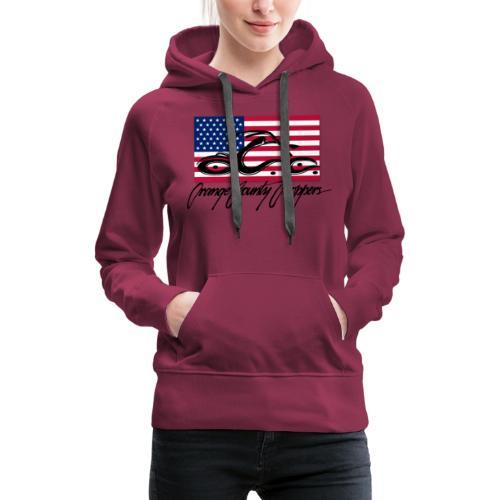 OCC America - Women's Premium Hoodie