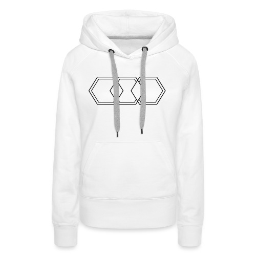 Hexagon Inverted! - Women's Premium Hoodie