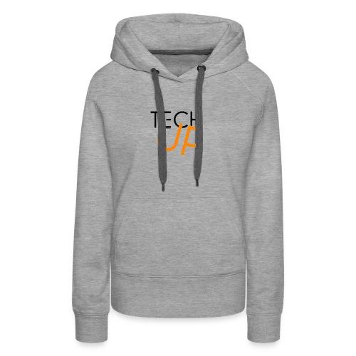 TechUp! - Women's Premium Hoodie