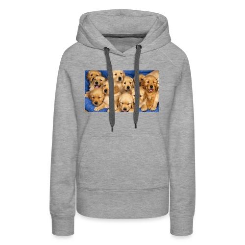 a-leesia merchandise - Women's Premium Hoodie
